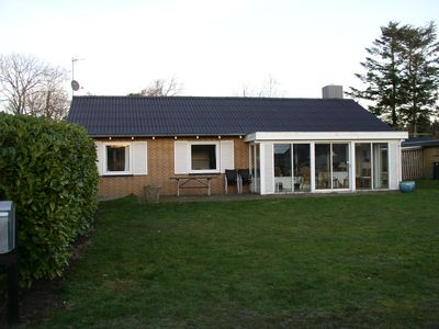 Photo for Lovely cottage in quiet surroundings close to Ejerslev harbor and the Limfjord.