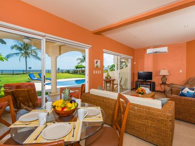 Photo for Beach Front 2 Bedroom Condo now available!