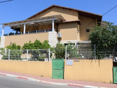 Photo for Israeli Home is an accommodation offering garden views.