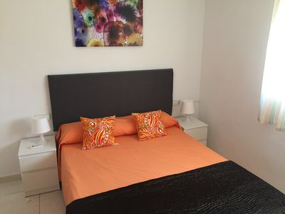 Photo for BEAUTIFUL APARTMENT of 55m² at 200m FROM THE BEACH - SKY TV - WiFi