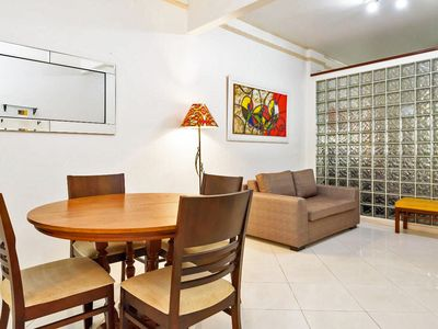Photo for Excellent cost benefit for up to 8 people, sea front