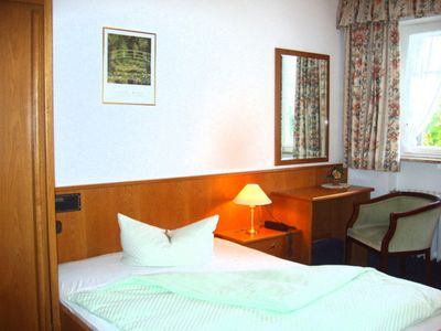 Photo for Single Room - Hotel Bellevue
