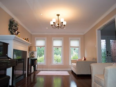 Photo for Family Friendly 4 BR with 5 Bath in the heart of Richmond Hill