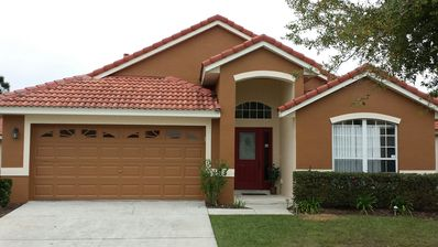 Photo for Disney/Orlando Vacation Rental - Beautiful 5 Bedroom bugalow pool Home