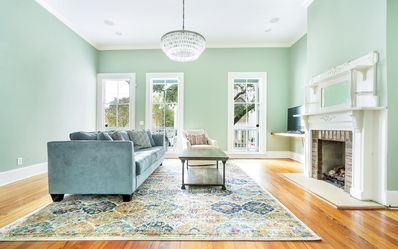 Photo for Stay with Lucky Savannah: Spacious Victorian with Front Porch, Free Parking