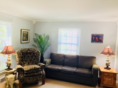 Photo for *Comfortable Elegance 5 min to Downtown, Plaza, Westport* 5 Star