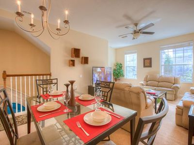 Photo for 3 BR/ 3.5 BA Townhome @ Vista Cay Orlando Convention Center/Universal/Sea World