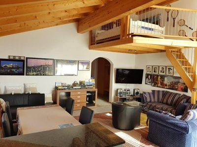 Photo for Holiday apartment Zillis for 4 - 6 persons with 2 bedrooms - Holiday house
