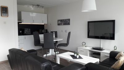 Photo for Modern apartment 200m from the sandy beach in Westkapelle near Domburg North Sea NL