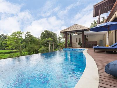 Photo for Heavenly 2 Bedrooms Luxury Villa-10 min to CENTRAL UBUD