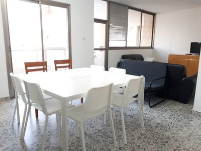 Photo for Spacious apartment in the city center