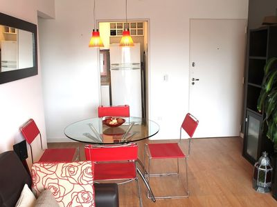 Photo for Apartment in Buenos Aires with Internet, Air conditioning, Lift, Balcony (494393)