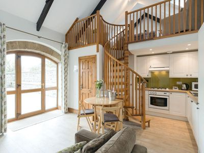 Photo for 1 bedroom accommodation in Little Mill, near Craster