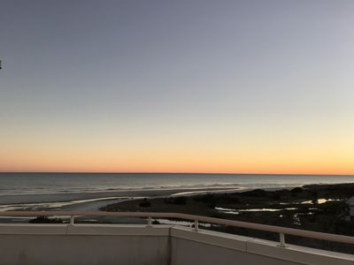 Photo for NEW LISTING! Renovated 3BR/3BA Condo/Top Floor with Rooftop Deck! Superb Views!