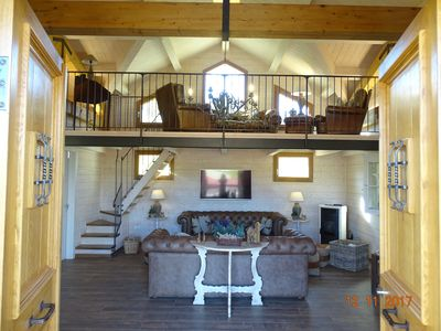 Photo for 2 Bedrooms Self-Catering Apartment in the Equestrian Centre Guest House