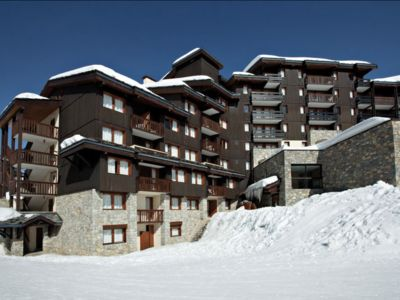 Photo for Nice apartment 8 people skiing at 2000 m