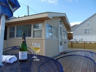 Photo for Luxury Cottage Dog Friendly in Kure Beach Short Distance to Beach