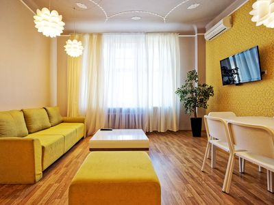 Photo for RIGAAPARTMENT.COM GERTRUDA Spacious 2 Bedroom Apartment In Riga Centre, DIRECT