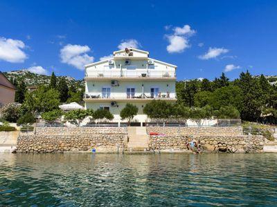 Photo for Apartment Haus Dalm (SRD200) in Starigrad-Paklenica - 4 persons, 1 bedrooms