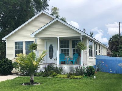 Photo for NEW Listing! Cute 3 Bedroom Beach House located minutes to Fort Myers Beach!!