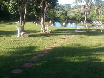 Photo for Rancho Passargada, on the banks of the Paraná River, in Mato Grosso do Sul, a beautiful place.