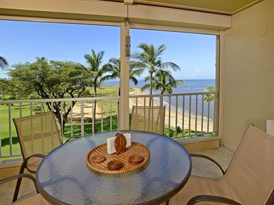 Photo for 2BD Menehune Shores with AC! - Stunning Ocean Views from Multiple Rooms - Sale!