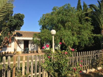 Photo for Casa rural Toñi a small paradise near the beaches of Roche