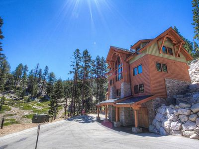 Photo for Ski Slope Luxury w/Hot Tub, Elevator, Game Room, Fireplace, BBQ  (HNH1410)
