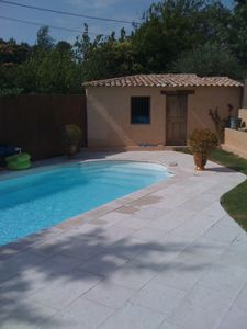 Photo for Beautiful Villa With Pool Quality Services To Calm And Close To A Golf