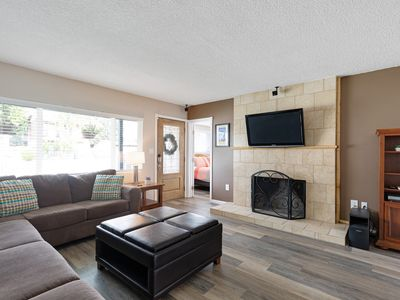 Photo for Updated home w/ a fun Tiki Bar & a full kitchen - close to parks & beaches