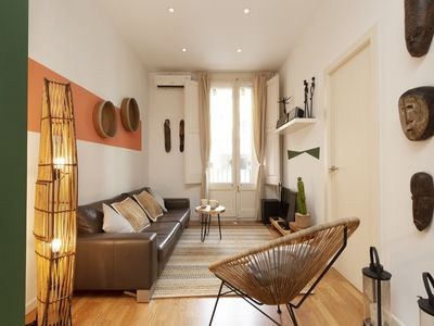 Photo for Centric 2Bed Apt with a private lovely terrace