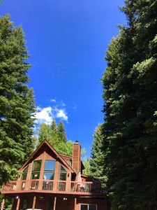 Photo for Beautiful River Front Colorado Property in the Mountains -  Skiing and Denver