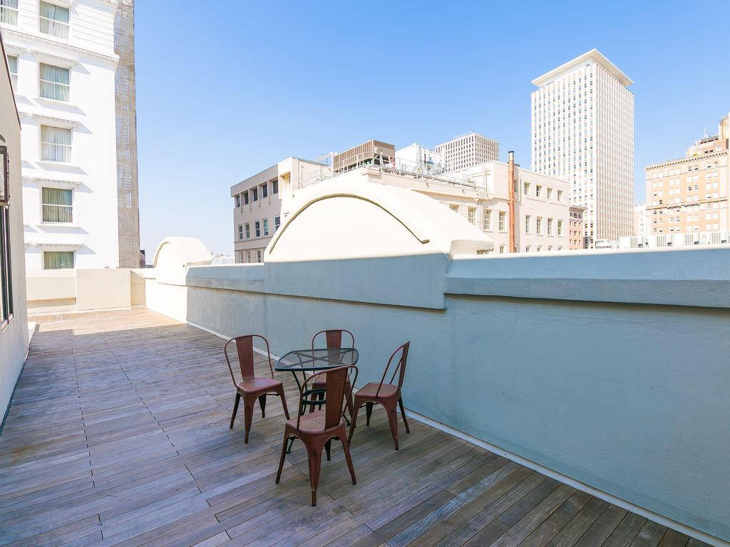 Exceptional Penthouse on Carondelet Street