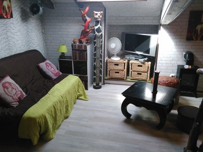 Photo for Studio furnished in HENDAYE