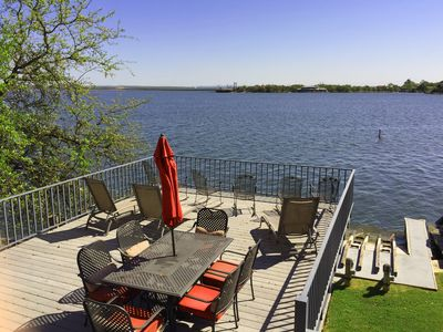 Photo for Gorgeous Waterfront Town home in the heart of Horseshoe Bay