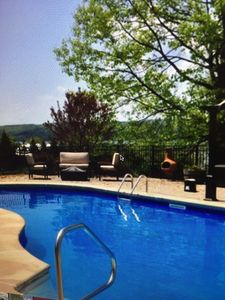 Photo for Lakeview   Lake front and inground pool      Near Cooperstown