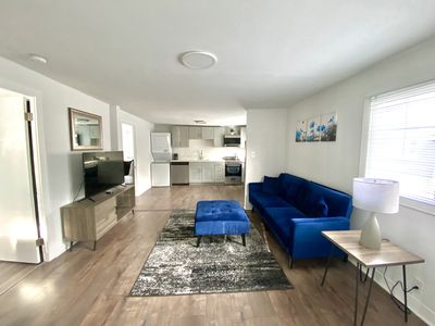 Photo for Adorable Cottage with Mid-Century Modern Flair in Prime Mid City Area.