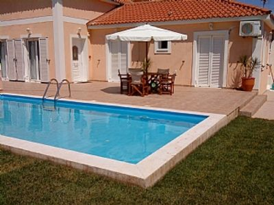 Photo for Amalia's House With Private Pool Near Fiscardo, Kefalonia, Ionian Islands, Greec