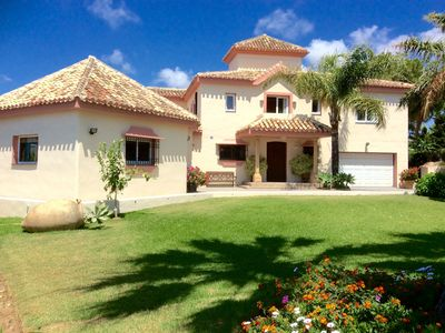 Photo for Villa Monterray, Royal Beach, Calahonda
