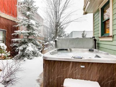 Photo for Luxury Home Downtown Park City - Hot Tub & Garage!