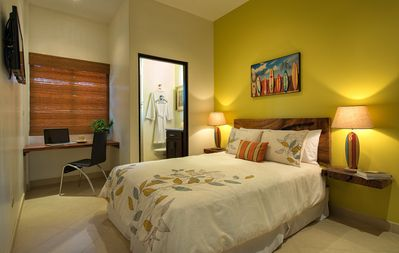 Photo for BRAND NEW FURNISHED LUXURY CONDO 5 MINUTES FROM BEACH!