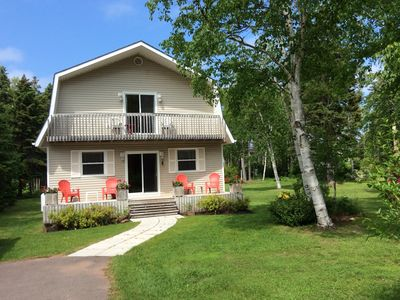 Photo for Beach, Golf, Relax & Enjoy Our Beautiful Stanhope, PEI Cottage for your vacation