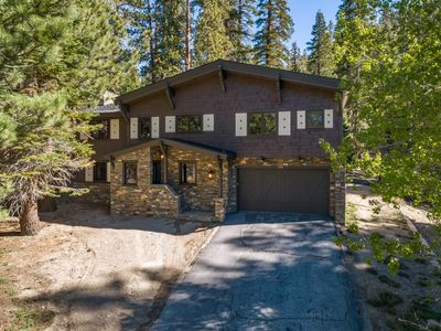Photo for Beautiful Chalet Home in Mammoth Lakes Nestled in the Forest 🏔