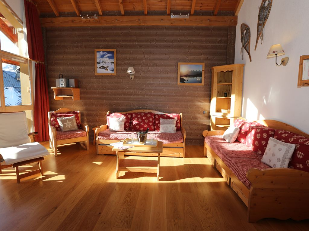 chalet ambiance