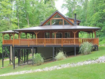 Photo for Escape to beautiful southern Indiana at Lemon Ridge Lodge