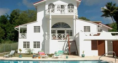 Photo for Date House - Ideal for Couples and Families, Beautiful Pool and Beach