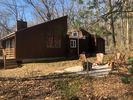 3BR Cabin Vacation Rental in Berkeley Springs, West Virginia