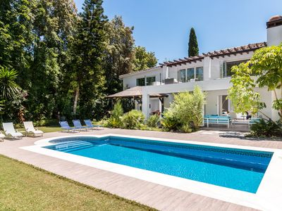 Photo for Superb Family Villa With Private Pool