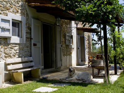 Photo for Idyllic House on Umbrian Tuscan Border With Private Pool For Rent, Sleeps 2-4