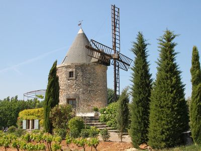 Photo for MOULIN PROVENCE LUBERON